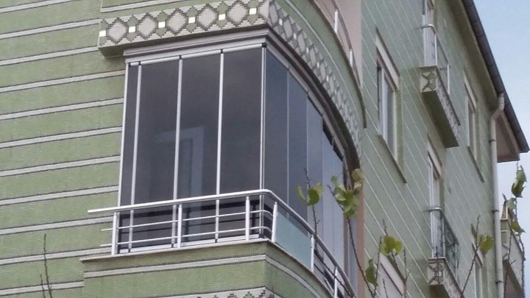 Katlanır cam balkon tamir